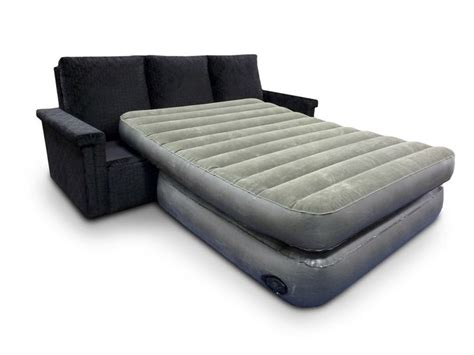 Rv Sleeper Sofa With Air Mattress Rv Sleeper Sofa With Air Mattress Flexsteel Sofa Sleepers Glastop Rv Motorhome Furniture Custom