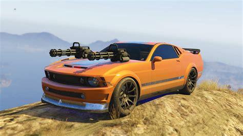mod gta 5 car gun ultimate vehicle weapons mod gta 5 mods funny moments