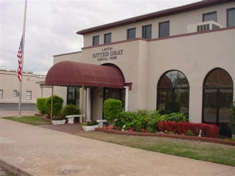 tour our facility lawton ritter gray funeral home