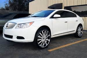 Buick Lacrosse With 22 Inch Rims 2013 Buick Lacrosse Rims Topcarz Us