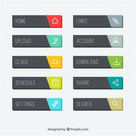 imagenes de botones web gratis rectangulo fotos y vectores gratis