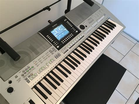 Keyboard Yamaha Psr S910 yamaha psr s910 image 1683697 audiofanzine