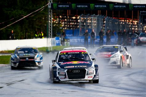Topi Import Motors Racing Team andreas bakkerud wrx driver news photos and social media buzz