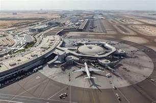 abu dhabi airport increase in traffic
