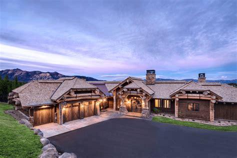 montana house mountain living in big sky montana beck allen cabinetry