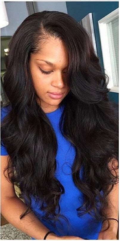 hairstyles using kanubia brazilian natural body with bangs 125 best images about sew in styles to wear on pinterest