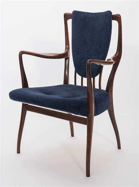 set of eight indian rosewood dining chairs designed by