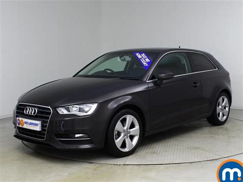 Second Hand Audi A3 by Used Audi A3 Cars For Sale Second Hand Nearly New Audi