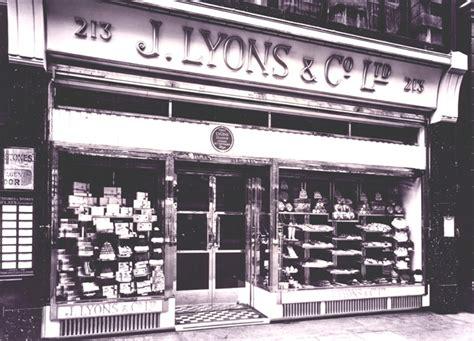 lyons tea rooms lyons tea room let s look again