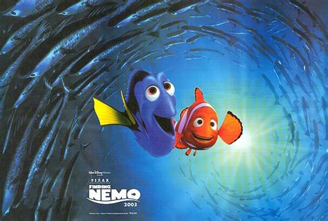 finding nemo poster finding nemo posters at poster warehouse