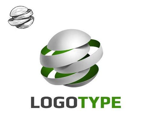3d logo templates 38 free photoshop logo templates psd designscrazed