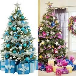 eligiendo colores para el 225 rbol de navidad paperblog