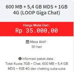 Ota Telkomsel Paling Murah patut dicoba paket telkomsel loop 4g 24 jam murah