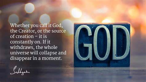 Of God Quotes