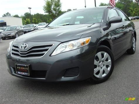 2011 magnetic gray metallic toyota camry 49361868 gtcarlot car color galleries