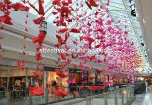 Christmas Paper Decorations - new design shopping mall butterfly atrium decoration buy atrium decoration butterfly atrium