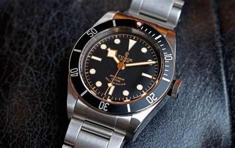 tudor dive watches four years after the release of the tudor black bay retro