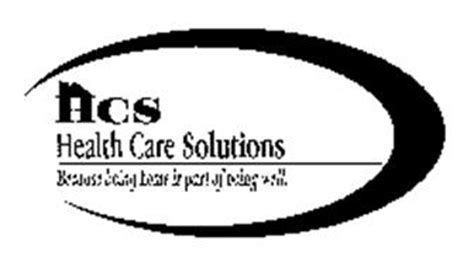 hcs health care solutions because being home is part of