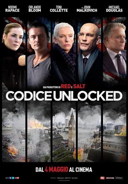 Unlocked 2017 Film Codice Unlocked Londra Sotto Attacco 2017 Mymovies It