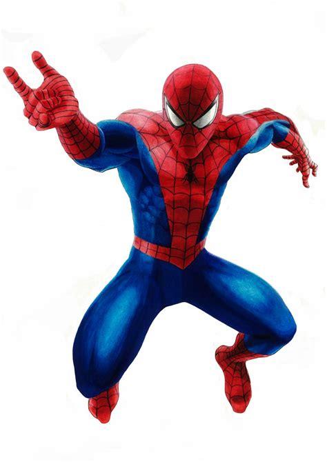 imagenes epicas de spiderman spider man david morales artelista com