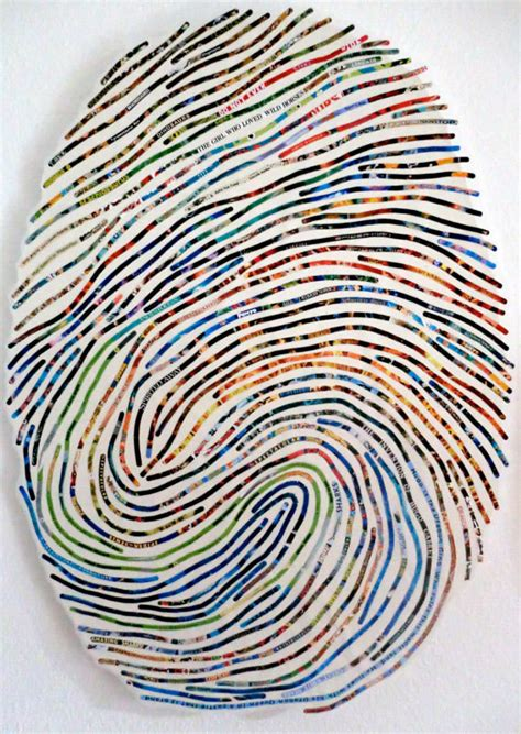 biometric art short stories thumbprint portrait etsy journal