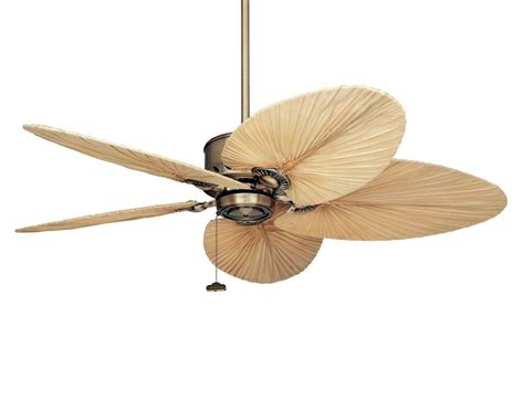 palm leaf ceiling fan covers 45 best colonial ceiling fans images on
