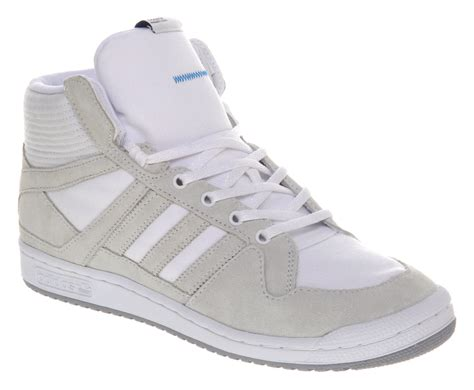 adidas smush white suede canvas trainers shoes d ebay