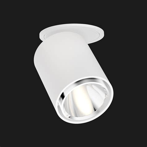 Semi Recessed Ceiling Lights by Ceiling Lights Atlas Semi Recessed With 20 1w