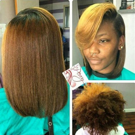 pressed hairstyles 88 best the best silk press styles images on pinterest