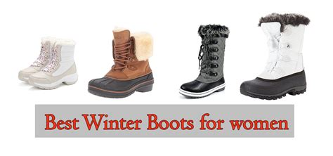 top 10 snow boots for best snow boots for yu boots