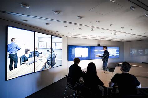 Immersion Room by Bcg Digital Ventures Sydney By Carr Design