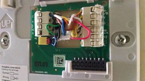 Wire Diagram For Honeywell Wifi Thermostat   Free Download Wiring Diagram