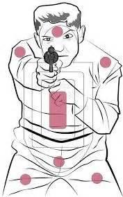 Print Target Target Panahan best 25 shooting targets ideas on target practice shooting range and targets for