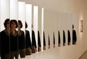 theme mirror daniel rozin self centered mirror