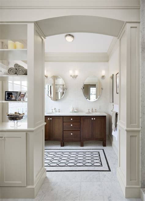 bloombety modern bathroom tile designs with floor mat room to grow multiple bath renovations in a victorian home