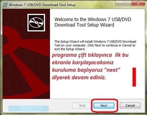 format dvd yazdirma vodkaportakal windows dvd usb ile format atma