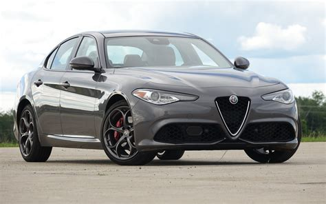 Giulia Alfa Romeo by 2018 Alfa Romeo Giulia News Reviews Picture Galleries