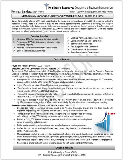 executive resume sles professional resume sles resumes by joyce 174