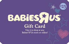 Where To Purchase Babies R Us Gift Cards - babiesrus credit card gift card store gift cards