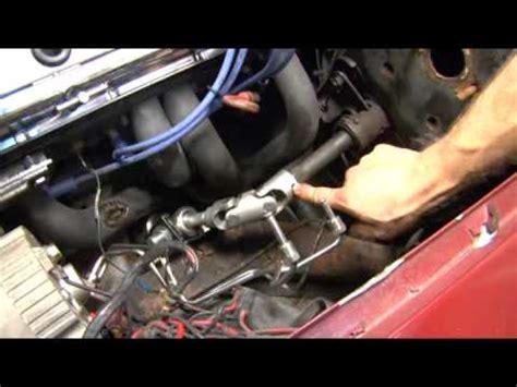 c3 corvette rack and pinion vbp c2 c3 corvette power steering upgrade part 3