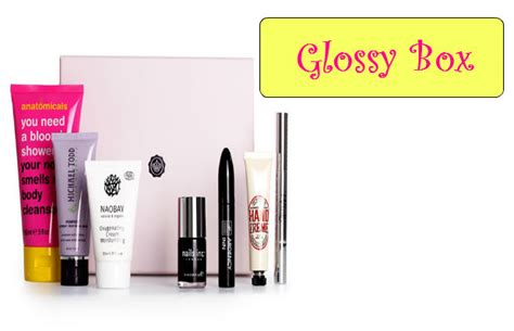 Wnew Glossy Chelsea the glossy box at your fingertips chelsea crockett