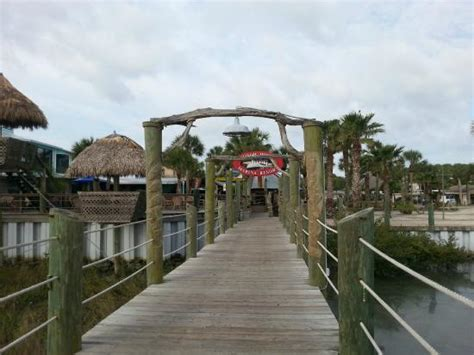 conch house marina entrance to pier picture of the conch house marina resort st augustine tripadvisor