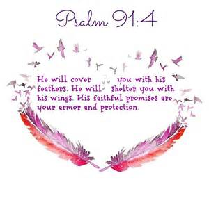 psalm 91 4 tattoos pinterest