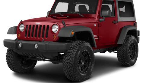 Jeep Gas Milage Jeep Wrangler Gas Mileage 2014 Galleryautomo