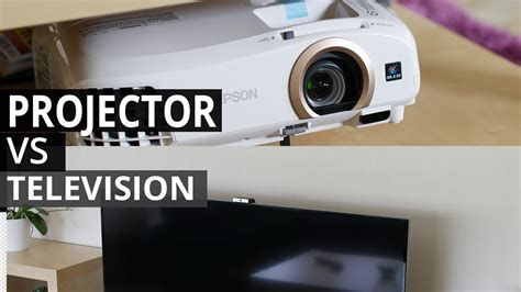 Proyektor Tv tv vs projector the experience