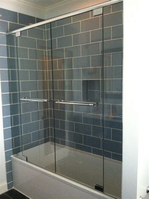 Shower Door Header Frameless Showers With Header Frameless Shower Doors