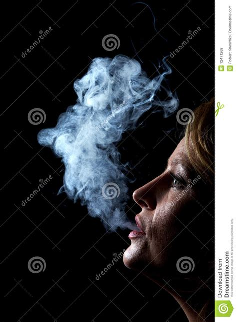 Design Your House Plans female smoker royalty free stock photos image 12471268