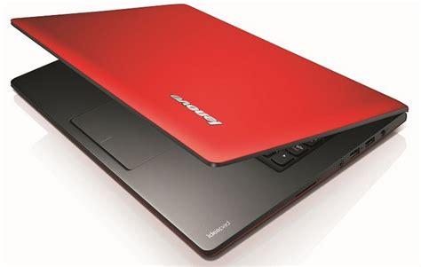Lenovo Thinkpad W540 Di Indonesia lenovo perkenalkan 2 notebook tipis di indonesia