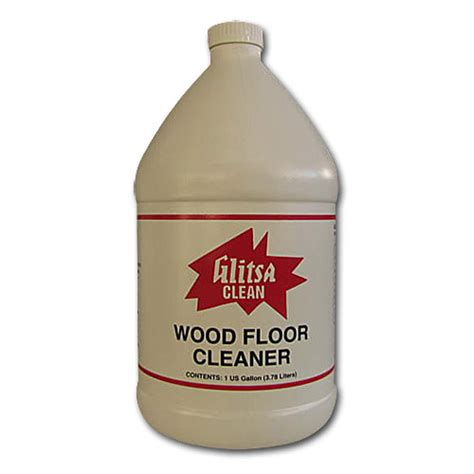 glitsa cleaning supplies glitsa wood floor cleaner 1 gal