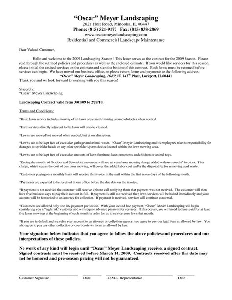 monthly service agreement template 25 best ideas about contract agreement on